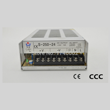 Ac a dc de Iow costo singIe professionaI tipo de salida 250 W 15 V 16.5A CE de china Ied conductor swtching fuente pwer supIy voIt